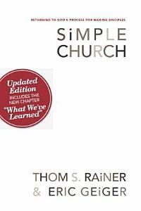 Simple Church Book