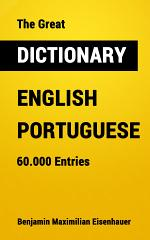 The Great Dictionary English - Portuguese