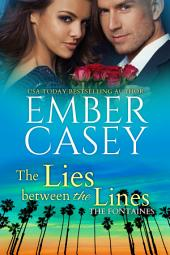 The Lies Between the Lines: (The Fontaines, Book 2)