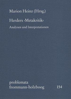 Herders  Metakritik
