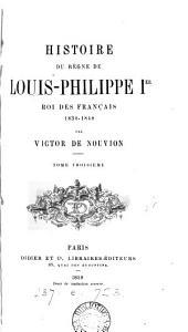 Histoire du règne de Louis-Philippe ier
