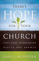 There s Hope for Your Church PDF
