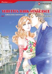 VERETTI'S DARK VENGEANCE: Harlequin Comics
