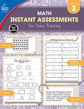 Instant Assessments for Data Tracking, Grade 3: Math