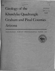 U S Geological Survey Professional Paper Book PDF