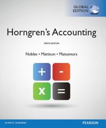 Horngren s Accounting  Global Edition PDF