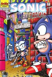 Sonic the Hedgehog #30
