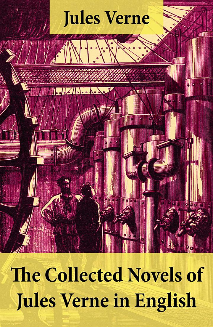 The Collected Novels of Jules Verne in English