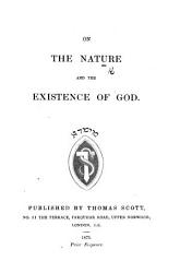 On the Nature and the Existence of God   By Annie Besant   PDF