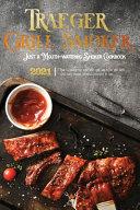 Traeger Grill & Smoker Cookbook 2021