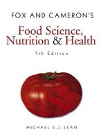 Fox and Cameron s Food Science  Nutrition   Health  7th Edition PDF