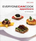 Everyone Can Cook Appetizers PDF