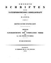 Beiträge zur Naturgeschichte der wirbellosen Thiere: Ueber Medusa, Cyclops, Loligo, Gregarina und Xenos