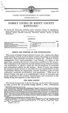 Family Living in Knott County, Kentucky