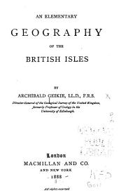 An Elementary Geography of the British Isles