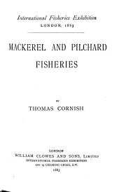Mackerel and Pilchard Fisheries