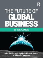 The Future of Global Business PDF