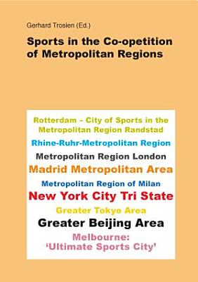 Sports in the Co opetition of Metropolitan Regions PDF