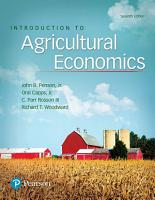 Introduction to Agricultural Economics PDF