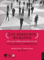 Los derechos humanos en las ciencias sociales  una perspectiva multidisciplinaria PDF