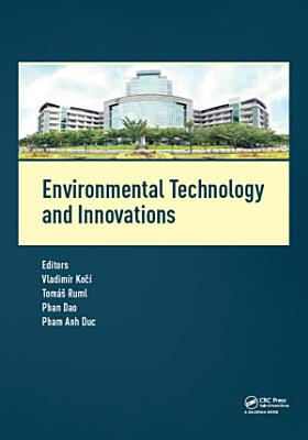 Environmental Technology and Innovations