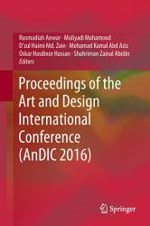 Proceedings of the Art and Design International Conference  AnDIC 2016  PDF