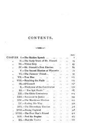 Benjamin Disraeli  earl of Beaconsfield  a biography 2 vols PDF