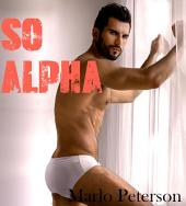 So Alpha (Dominant Man Alpha Male Erotic Romance)