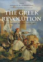 The Greek Revolution PDF