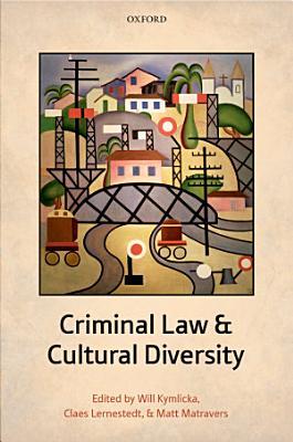 Criminal Law and Cultural Diversity PDF
