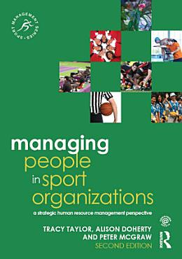 Managing People in Sport Organizations PDF