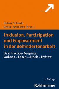 Inklusion  Partizipation und Empowerment in der Behindertenarbeit PDF