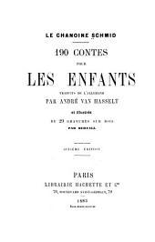190 [i.e. Cent quatre-vingt-dix] contes pour les enfants