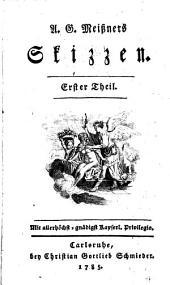 Skizzen: Bände 11-12