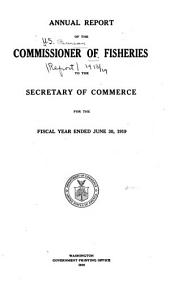 Report of the Commissioner