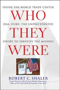 Who They Were Book