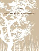 Who Are Your Divine Friends  PDF