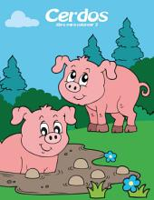 Cerdos libro para colorear 3