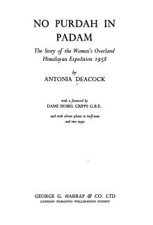 No Purdah in Padam PDF