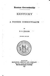 Kentucky, a Pioneer Commonwealth