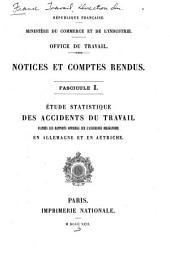 Notices et comptes rendus: Volumes4à7