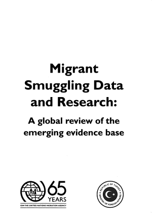 Migrant Smuggling Data and Research