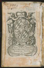 Statera Prvdentvm: Christo Nazareno regni coelorum Duci, Tribunis, Antesignanis, & Cohortibus crucis compendiariu[m], & omni attentione dignum hoc Pauli Ricij opus desudat. ...