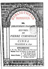 Cinna: tragédie, 1640