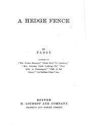 A Hedge Fence