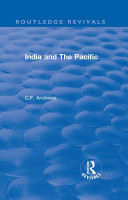 Routledge Revivals  India and The Pacific  1937  PDF