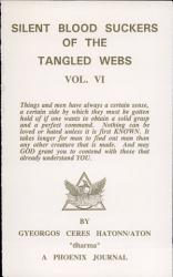 Silent Blood Suckers Of The Tangled Webs Book PDF