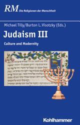 Judaism III PDF