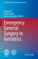 Emergency General Surgery in Geriatrics PDF