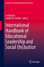 International Handbook of Educational Leadership and Social  In Justice PDF